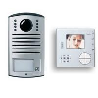 Kit VideoPortero SUPERFICIE Color Manos Libres 2 hilos TEGUI L2000 + Classe 100 1 vivienda