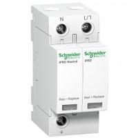 Limitador Sobretensión iPRD Enchufable 1P+N Acti 9 SCHNEIDER (Tipo 2)