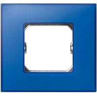 Marco Azul Eléctrico Mate Simon 27 Neos (1 a 4 elementos)