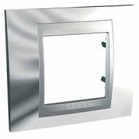Marco Eunea UNICA TOP Cromo Zócalo Aluminio (1 a 4 elementos)