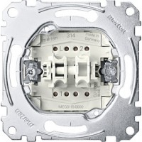 Mecanismo DOBLE INTERRUPTOR Schneider (Series D-Life, Elegance y Artec) MTN3115-0000