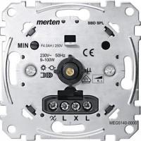 Mecanismo REGULADOR LAMPARAS LED 9-100 W SCHNEIDER (Series D-Life, Elegance y Artec)  MTN5140-0000