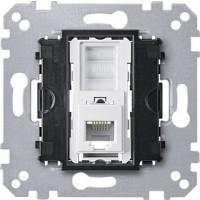 Mecanismo TOMA DE TELEFONO RJ12 Schneider (Series D-Life, Elegance y Artec) MTN463500