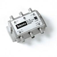 Mezclador Repartidor ICT2 TDT-Satélite 3e/2s 2FI-2D Televes 740710