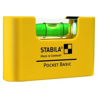 Nivel de Bolsillo Serie Pocket Basic STABILA