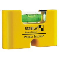 Nivel de Bolsillo Serie Pocket Electric STABILA
