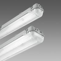 Pantalla Estanca Electrónica 2 TUBOS Modelo RODA de DISANO (18W, 36W y 58W)