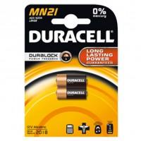 Pila Alcalina 12V Duracell MN21 (Blister de 2 pilas)