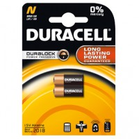Pila Alcalina Duracell N LR-1 (Blister de 2 pilas)