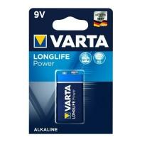 Pilas Alcalinas Varta High Energy 6LR61 (9V) Blister de 1 pila