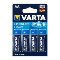 Pilas Alcalinas Varta High Energy LR06 (AA) Blister de 4 pilas