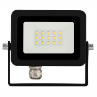Proyector LED SKY-V3 10W IP65 BENEITO FAURE Negro