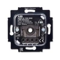 Regulador Giratorio LED de 2 a 100 W / VA Niessen