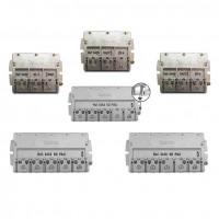 PAU + Repartidor de Interior Televés 5-2400Mhz TDT-SAT EasyF (2, 3, 4, 5, 6 y 8 salidas)