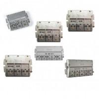 Mini Repartidor Interior Televés 2 salidas 5-2400Mhz 4,3/4dB EasyF