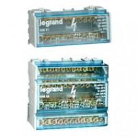 Repartidor Modular de 40A y 6 Módulos Lexic LEGRAND (Bipolar o Tetrapolar)