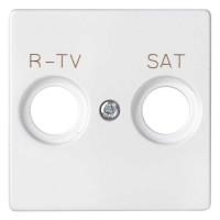 Tapa toma R-TV+SAT Simon 82 Concept