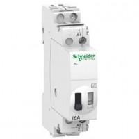 Telerruptor iTL 16A 1 NA bobina 230V Acti 9 SCHNEIDER A9C30811