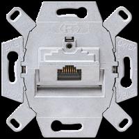 Toma 1 conector de Datos RJ-45 Categoría 6 / 6A JUNG LS990